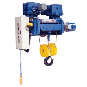 Higher Lift Wire Rope Hoist