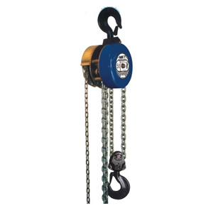Triple Spour Gear Chain Pulley Block Model P